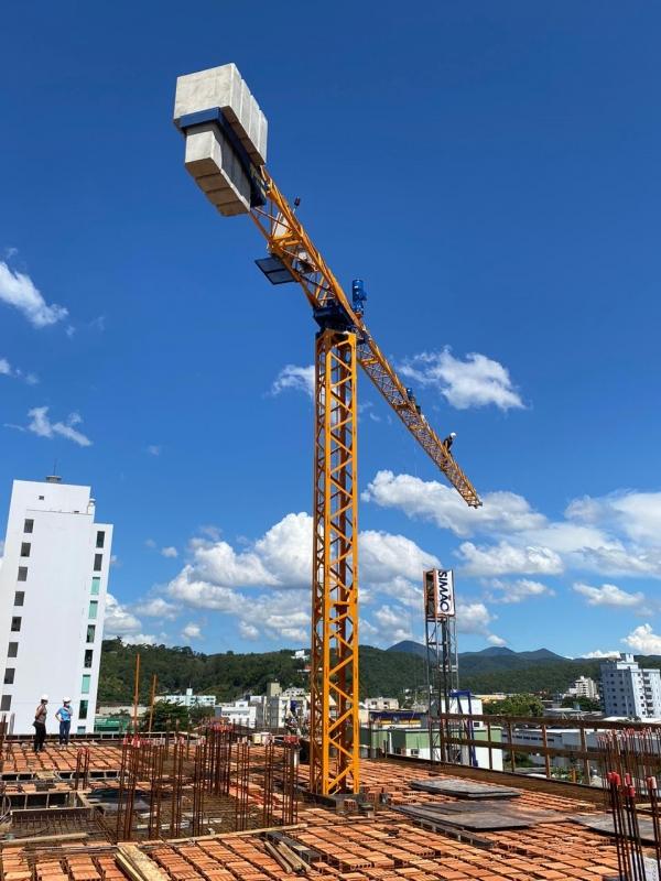 Lançamento: IT CRANES BRASIL - Gruas Brasil de Elevação - IT ft 24 1.8 070Lc AS